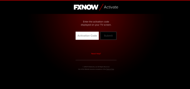www.fxnetworks.com/activate – Activate FXNow