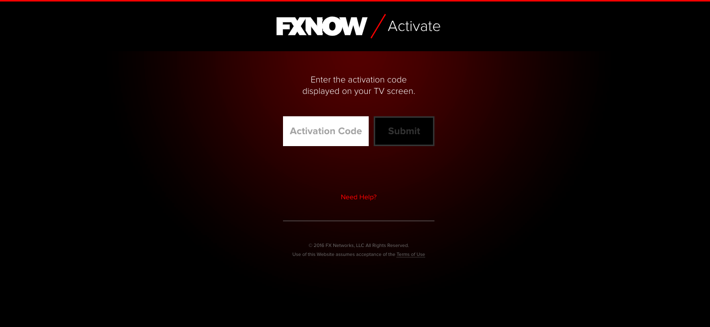 Activate FX Networks