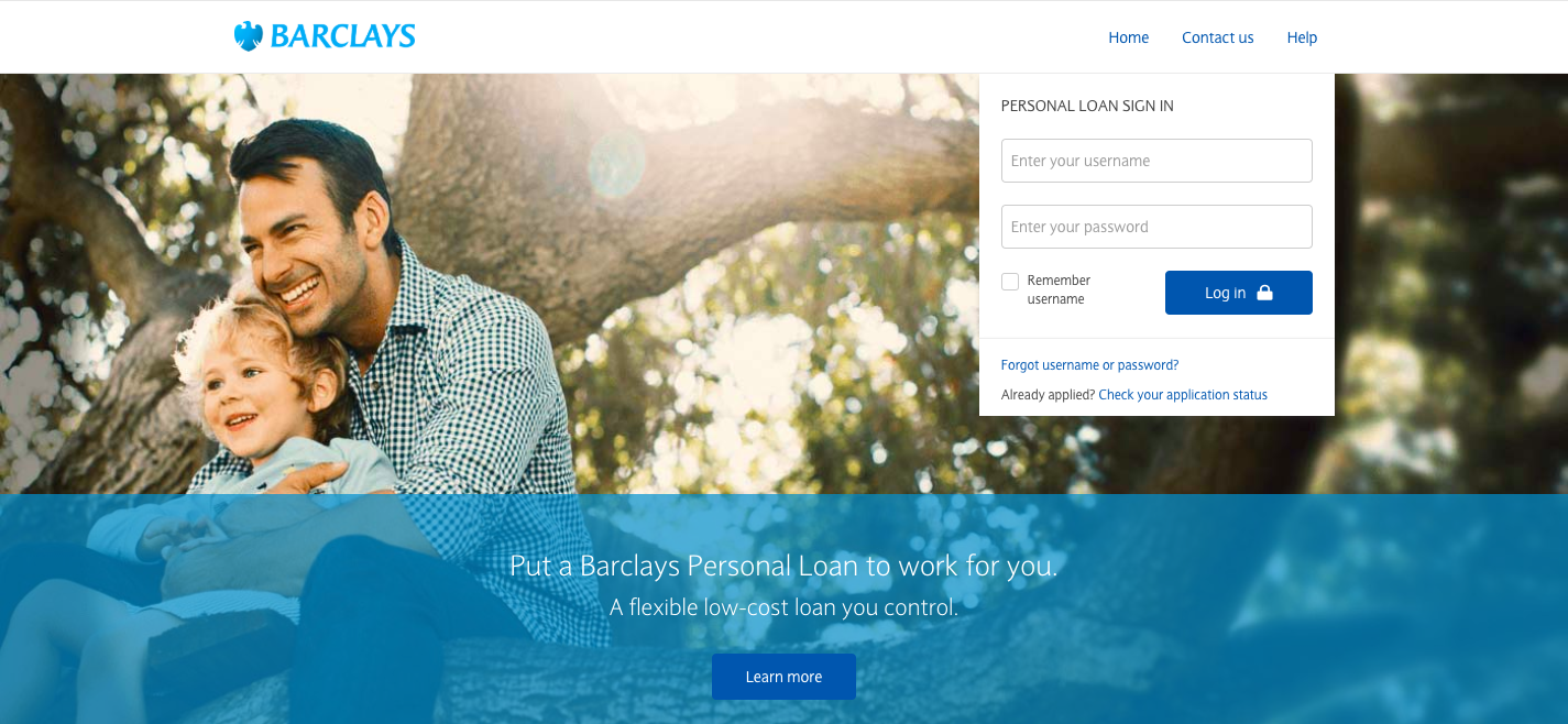 Barclays Personal Loan
