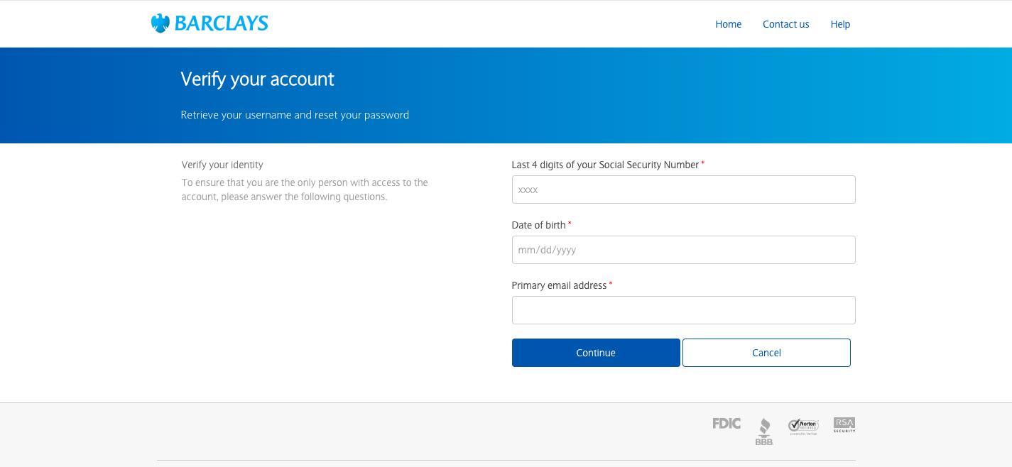 Barclays loan