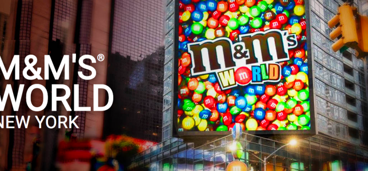 www.mmsworld.com/storesurvey  – M&M'S World Guest Experience Survey