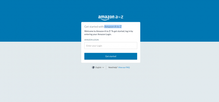 hub.amazon.work – Log into Amazon A to Z Employee Portal