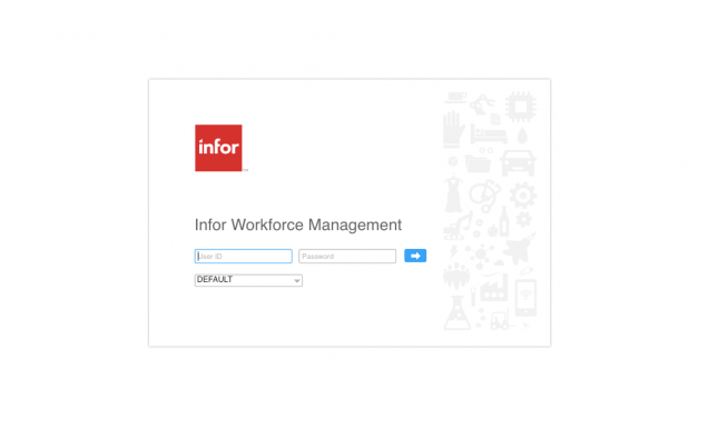 Infor HCM Workforce Management ETM Login