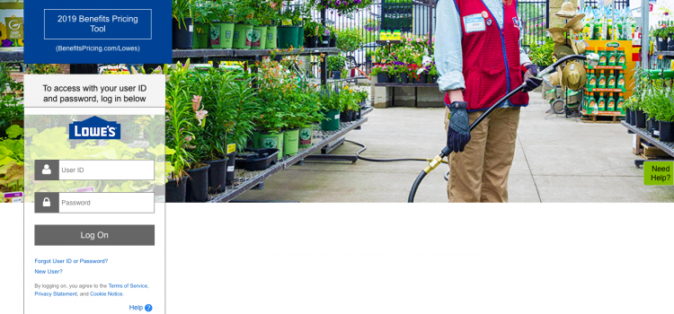 www.myloweslife.com – Lowe's Employee Login