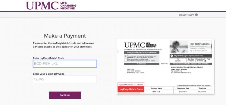 www.upmc.mysecurebill.com – Pay UPMC Bill Online