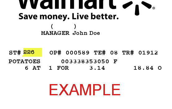 www.survey.walmart.com – Take Walmart Survey to Win $1000