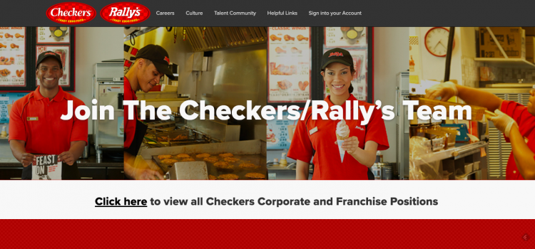 www.work4rallys.com – Career Opportunities at Checkers or Rally's