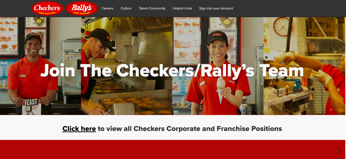 Checkers Drive In Restaurants