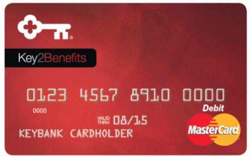 www.key2benefits.com – Key2Benefits Card Account Access