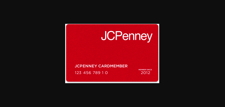 www.jcpcreditcard.com – JCPenney Credit Card Login