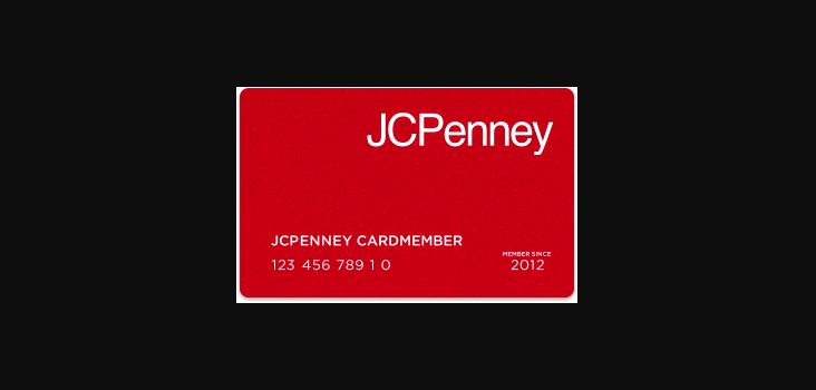 www.jcpcreditcard.com – JCPenney Credit Card Login