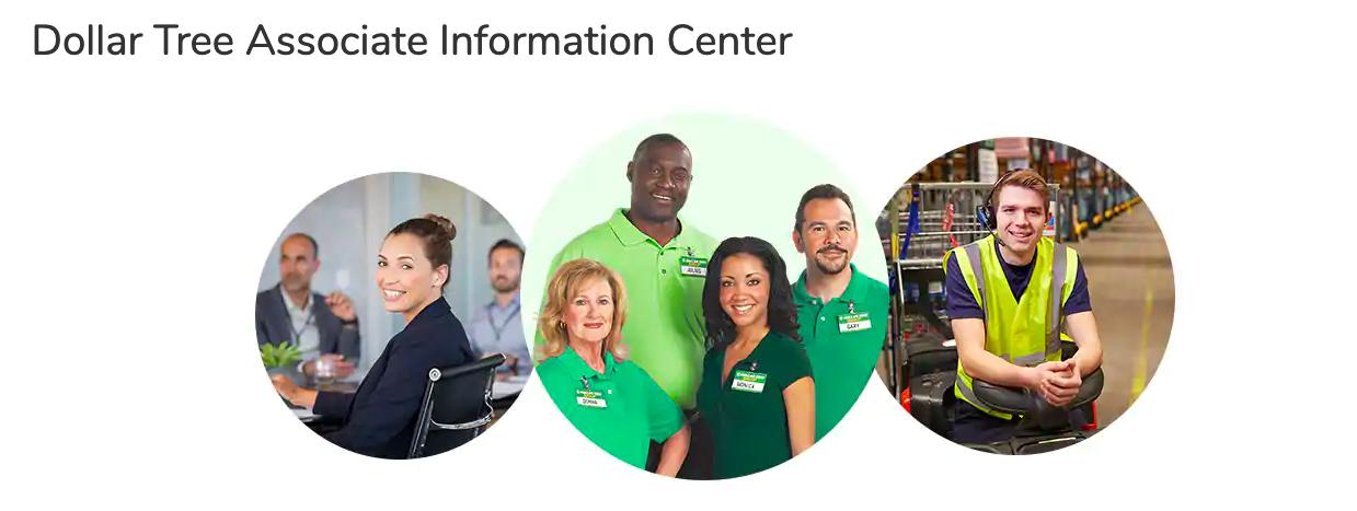 DollarTree com Associate Center