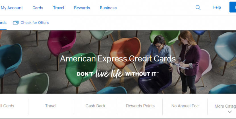 www.americanexpress.com – How To Apply American Express Card Online