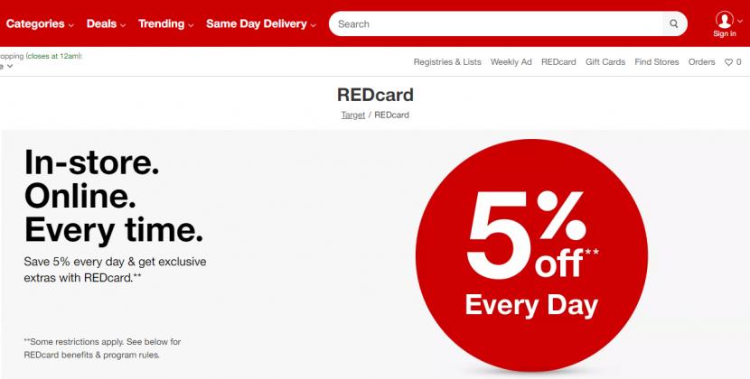 REDcard-Target-Logo
