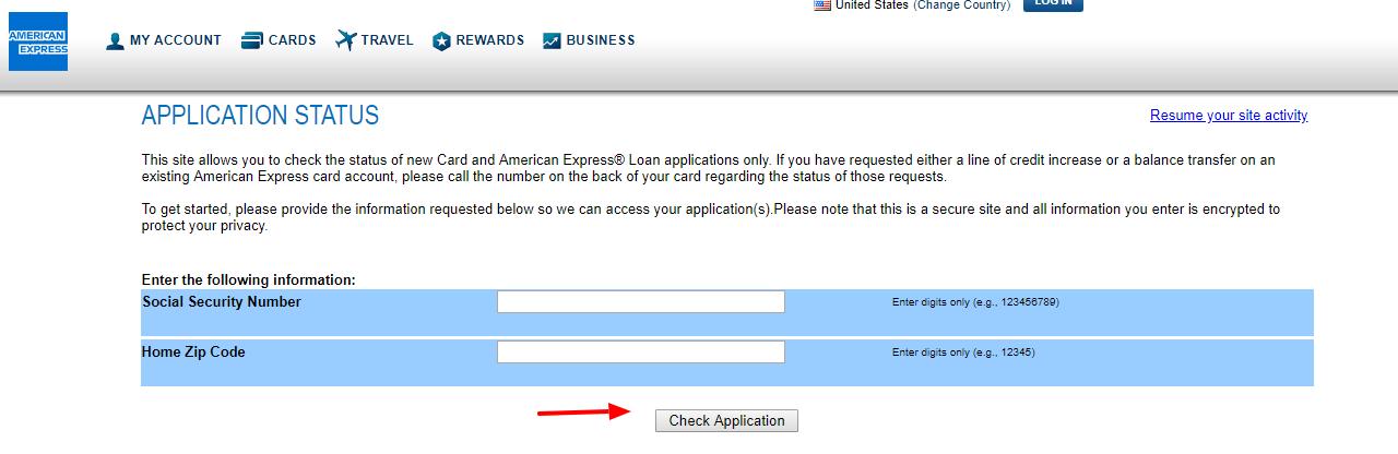 Status Check Authentication
