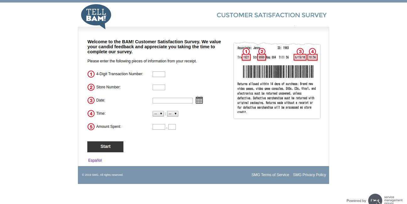 BAM-Customer-Satisfaction-Survey