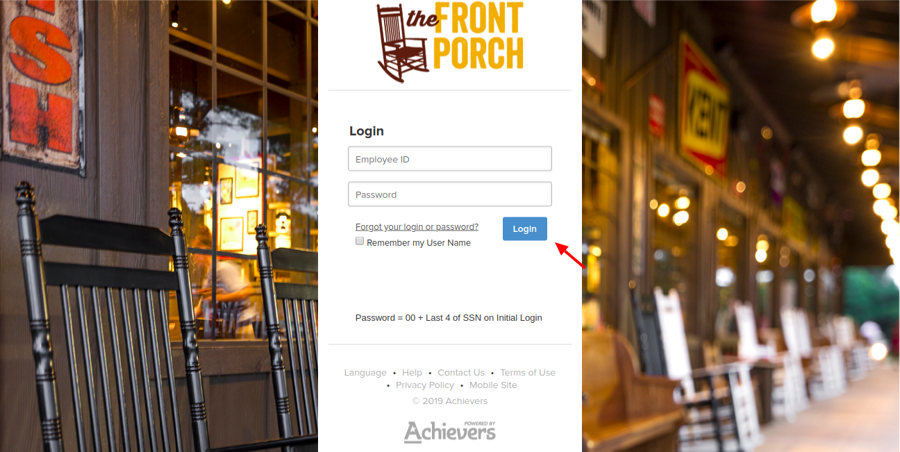 The-Front-Porch-Login