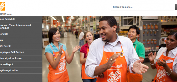 www.MyTHDHR.com – How To Login Into Home Depot Employee Self Service