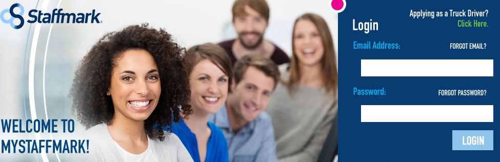 Staffmark Employees Portal login