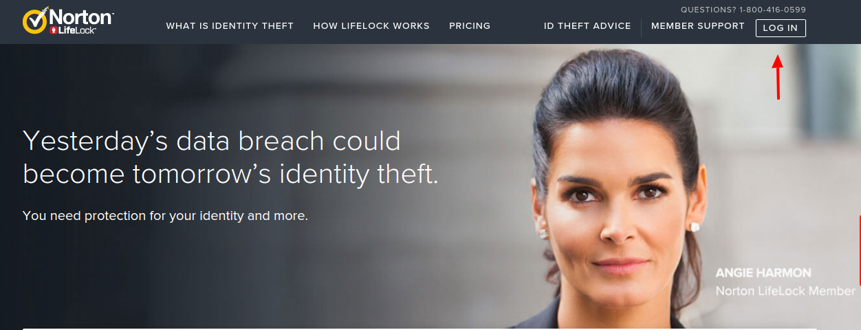 LifeLock Login