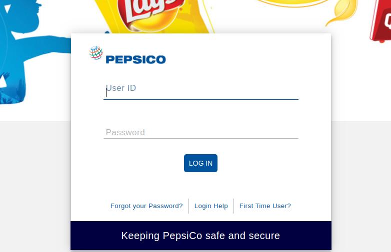 My PepsiCo Login