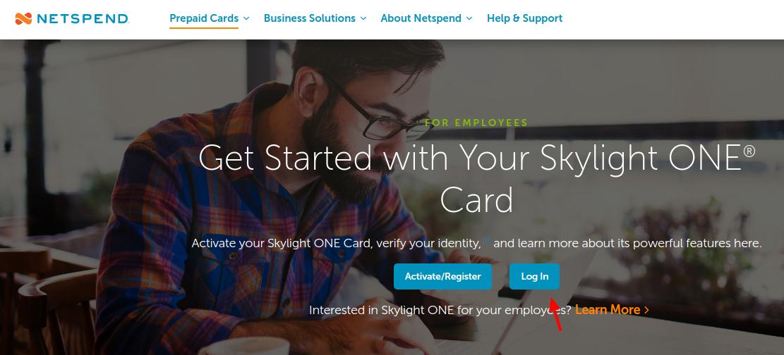 Skylight Pay Card Login