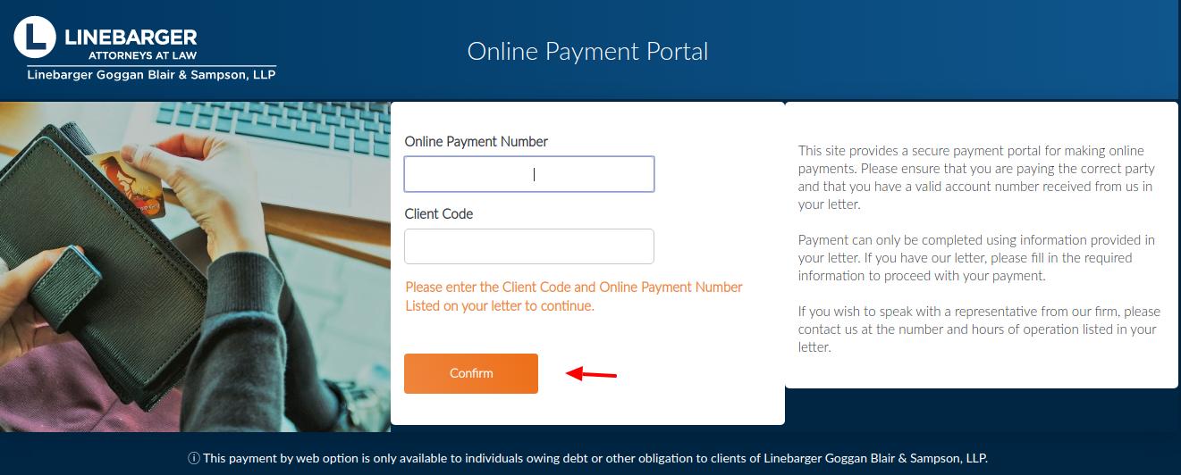 LGBS Debit Payments