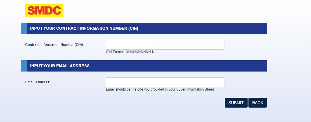 SMDC Webnet login Enroll