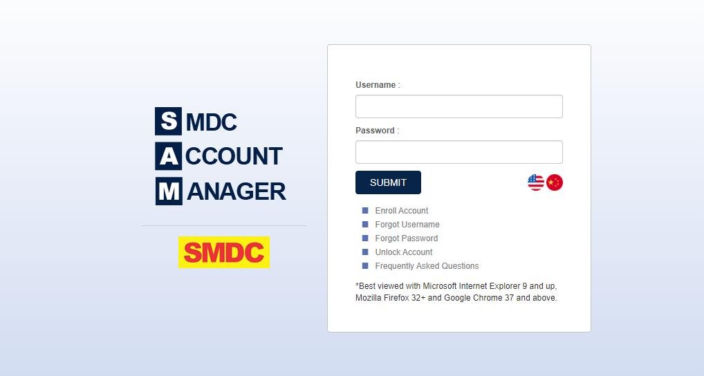 SMDC webnet login