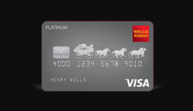 Wells Fargo Credit Card Logo