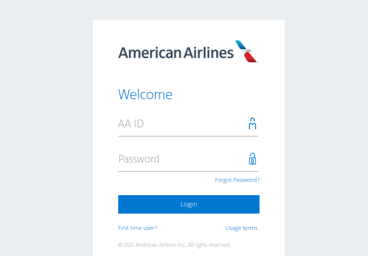 American Airlines Employee Login