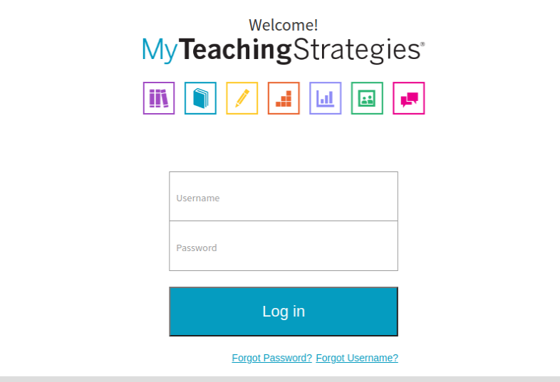 MyTeachingStrategies Login