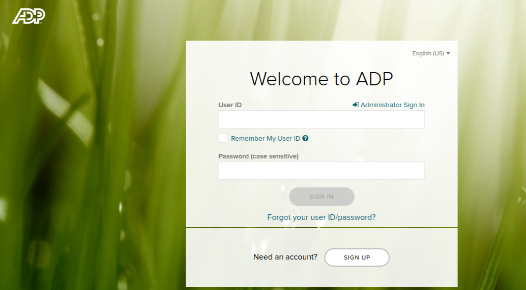 Workforce ADP Login