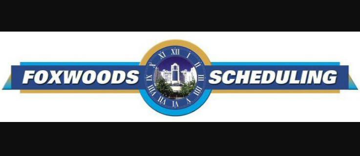 scheduling foxwoods logo
