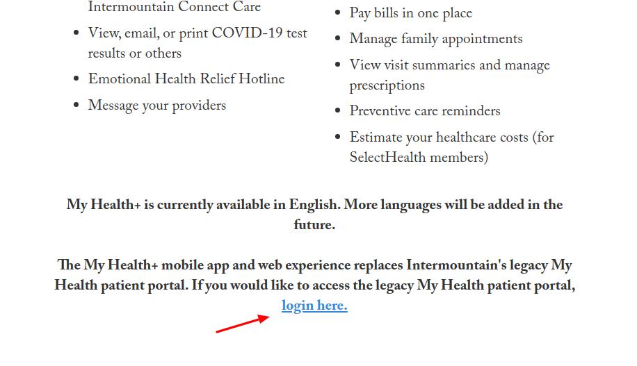 Intermountain Healthcare Jobs Login