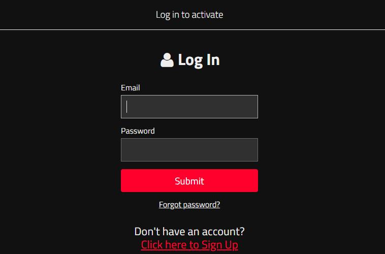 blazetv activate logo