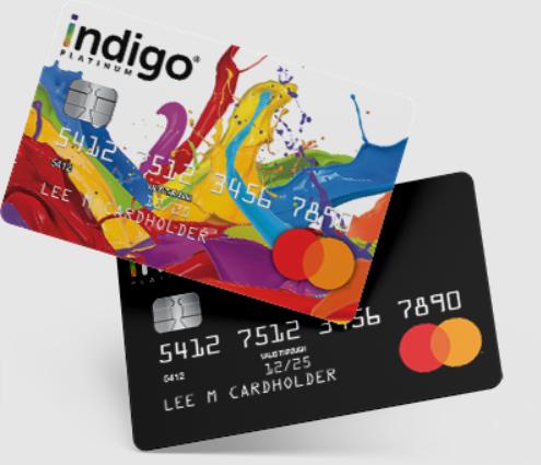 Indigo Card Logo
