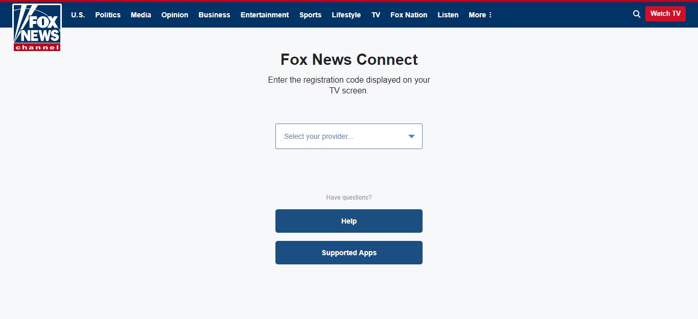 Fox News Connect