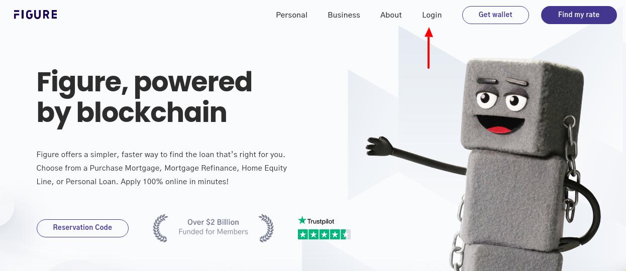 figure loan login